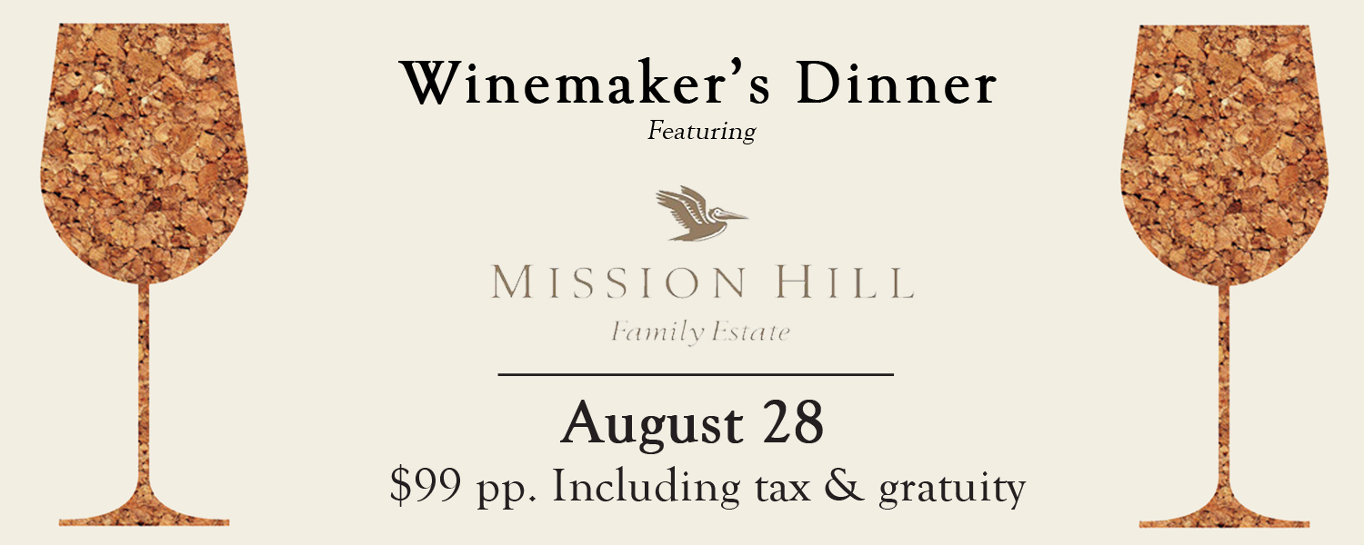 Winemakers mission hill