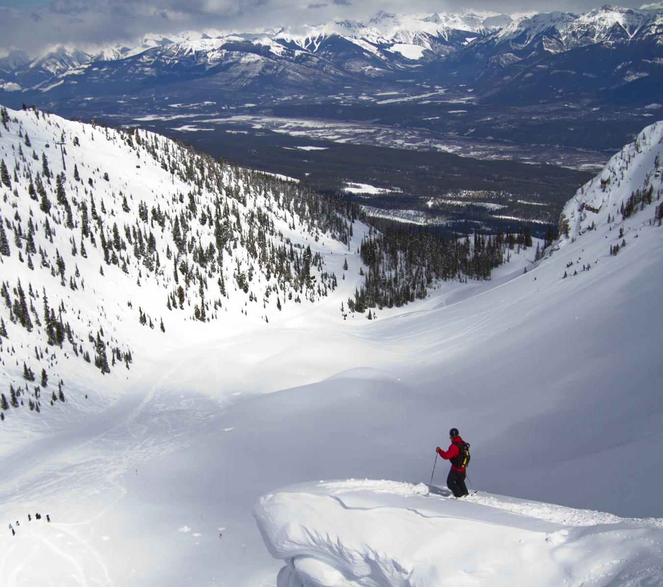 Kicking Horse Mountain Resort Extreme Terrain Gets Top 5 - Kicking on kicking horse skiing, red mountain ski map, banff ski map, lake louise ski map, kicking horse bike park, kicking horse summer,