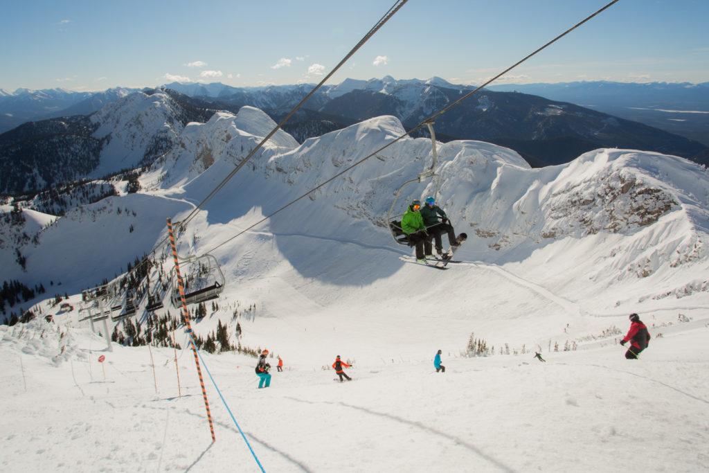 Fernie Alpine Resort - 15th February 2015